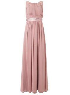 da22a6b051b6 **Showcase Dusky Pink 'Natalie' Maxi Dress Dusky Pink Bridesmaid Dresses,  Dusky