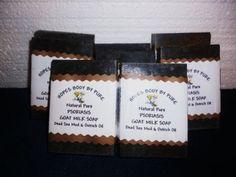 Psoriasis Acne Dermatitis Dead Sea Mud  abd Ostrich Oil HANDMADE NATURAL Scented GOAT MILK SOAP. $5.00
