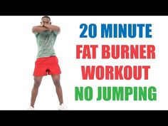 Belly Fat Burner, Burn Belly Fat, Beginner Full Body Workout, Workout Videos, Exercise Videos, Belly Fat Workout, Weight Loss Challenge, Body Weight, Fun Workouts