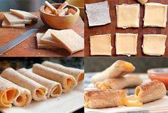 Comunión en casa: Ideas de comida muy fáciles