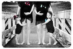 Double maternity shoot<3 With our daughters