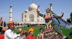 The Most Famous Colorful Fairs and Festivals in Agra
