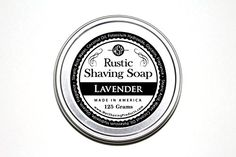 WSP Rustic Shaving Soap 4.2 oz (Lavender) Wet Shaving Products http://www.amazon.com/dp/B00NH7OS0Q/ref=cm_sw_r_pi_dp_6ppAub0VVT20R