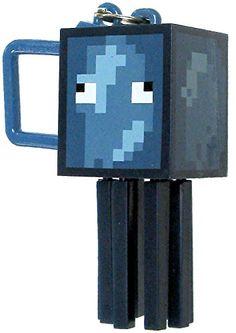 "Minecraft Hangers Series 2 Squid 3"" Keychain Minecraft http://www.amazon.com/dp/B00REORJJU/ref=cm_sw_r_pi_dp_AXr7ub1GHPYPA"