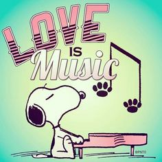 Love is Music