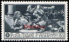 Blue Moon Philatelic Stamp Store - Cyrenaica 40 Stamp Ferrucci Issue Stamp AF CR 40-1 MH, $5.45 (http://www.bmastamps2.com/stamps/africa/cyrenaica-stamps/cyrenaica-40-stamp-ferrucci-issue-stamp-af-cr-40-1-mh/)