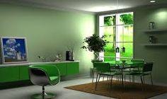 interiors in green - Szukaj w Google