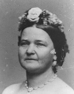*MARY TODD LINCOLN