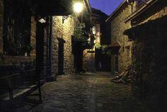 Noche en Barcena Mayor #Cantabria #Spain #Travel