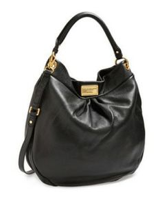 MARC BY MARC JACOBS Classic Q Hillier HUGE Crossbody Hobo
