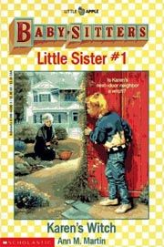 The Babysitters Club  ...I loved these books when I was a little girl