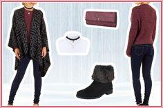 Lässiger Chic – Jetzt für Deinen Casual Look schicke Stiefeletten mit Kunstfell günstig online kaufen!