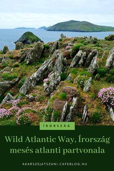 Wild Atlantic Way - fedezd fel Írország csodás atlanti partvonalát! | Akarsz-e játszani? #utazás #írország #magyarul Wild Atlantic Way, Us Travel, Vineyard, Atlanta, Mountains, Nature, Outdoor, Outdoors, Naturaleza