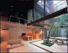 interior open space/garder in Tokyo!    WHEREMYHOUSE