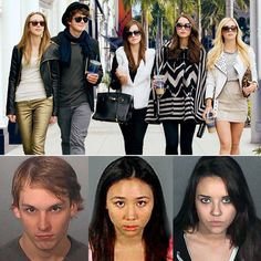 7 Strange Facts About The Real-Life Bling Ring