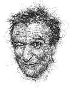 Kendine Has Tarzıyla Ünlülerin Portrelerini Çizen Sanatçı: Vince Low Sanatlı Bi Blog 29