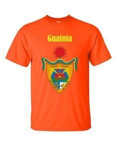 COL-GUI1 Guainia Colombia 2000 Playera Adulto