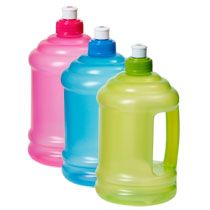 Water bottles are a much-needed item for children in poverty. Try filling it with candy to use space efficiently in your shoebox.