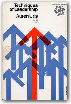 book cover by Rudolph de Harak (1964)