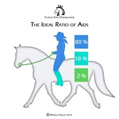 A topic that comes up frequently at clinics and during lessons is the rider's aids. How to ask for this movement or where to put the hands for this maneuver… it seems many riders get very stuck on. Horse Riding Tips, Horse Tips, Dressage, Horseback Riding Lessons, Horse Exercises, Natural Horsemanship, Western Horsemanship, Horse Training, Training Tips