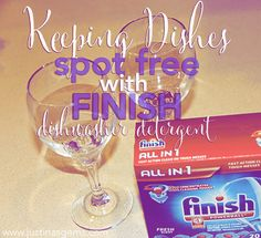 spot free dishes with finish #CollectiveBias #sparklysavings #shop