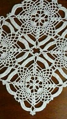 Free Crochet Square, Granny Square Crochet Pattern, Crochet Chart, Crochet Squares, Filet Crochet, Crochet Motif, Lace Doilies, Crochet Doilies, Crochet Flowers