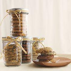Cookie jar gifts - so cute!