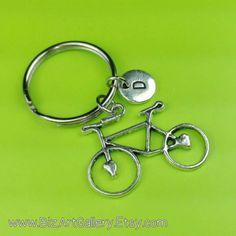 Hey, I found this really awesome Etsy listing at https://www.etsy.com/listing/489020914/personalized-silver-bike-initial