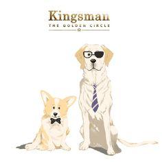 kingsman fan art by hriyam on DeviantArt Kingsman Harry, Kingsman Movie, Kingsman The Golden Circle, Scooby Doo, Fan Art, Deviantart, Fictional Characters, Fantasy Characters