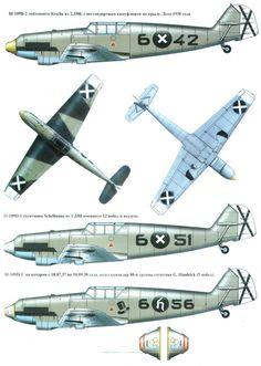 Condor Legion Bf 109