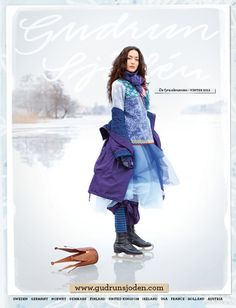 Gudrun Sjödén Catalogue - Winter 2012