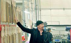 U2's The Edge: Custom guitar and amp announced with Fender | EW.com