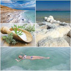 Totes Meer Salz - eine heilende Naturquelle voller wertvoller Mineralien - http://freshideen.com/trends/totes-meer-salz.html