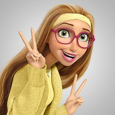 Me and Honey Lemon are really alike! 1. We both are wacky 2. We both have great sense of style 3. We are girls XD