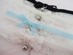 dollymilk   baby ♡ bell choker   Online Store Powered by Storenvy