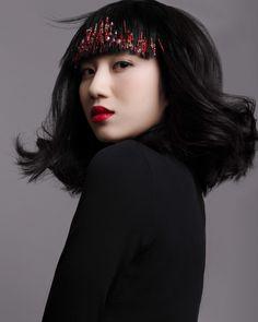 Avangard Fashion, Goth, Sculpture, Hair, Style, Goth Subculture, Gothic, Sculpting, Sculptures