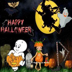 Betty Boop Halloween, Halloween Art, Vintage Halloween, Happy Halloween, Halloween Decorations, Halloween Costumes, Original Betty Boop, Hello November, Betty Boop Pictures