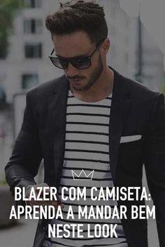 blazer, camiseta