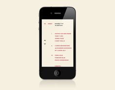 Moral Tales for iPhone on Behance