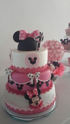 Torta Mini Mouse