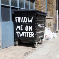 British artist Ian Stevenson creates hilariously twisted street art populated by unfortunate characters and sarcastic messages. For more of his street Pantone, Graffiti, Vie Simple, Trash Art, Hollywood, London Street, Street Signs, East London, Street Artists