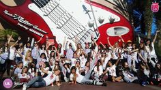 Hoola Lila# #lilaF17 en #Disney con #e15!