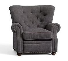 Hayes Recliner Chair from Z Gallerie | Master Bedroom | Pinterest ...