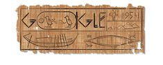 Anniversary of the Khufu Ship Discovery Date: May 26 2019 Location: Global Tags: Google Doodle Today, Google Doodles, Pawn Stars, Framed Doilies, Ancient Egypt Pharaohs, Grandeur Nature, Great Pyramid Of Giza, 65th Anniversary, Pyramids Of Giza