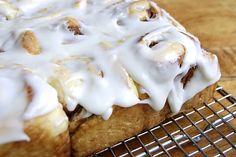 Soft Cinnamon Rolls Recipe