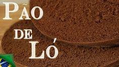 O chef Emmanuelle Cucchi ensina a verdadeira receita de pão de ló, versão chocolate sem fermento.