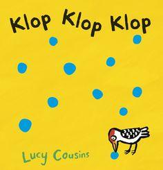 Klop klop klop van Lucy Cousins staat in de Prentenboek Top Tien. Met dit prentenboek kun je lekker spelen met je kleuter!