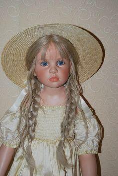 Летняя девочка Бинелла. (Binella II). Х. Гюнзель (H. Gunzel) для WPM. / Коллекционные куклы (винил) / Шопик. Продать купить куклу / Бэйбики. Куклы фото. Одежда для кукол