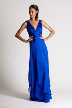 Carmen Marc Valvo - Mother of the Bride or Mother of the Groom Dress