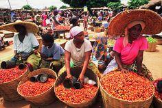 A market scene - Gha